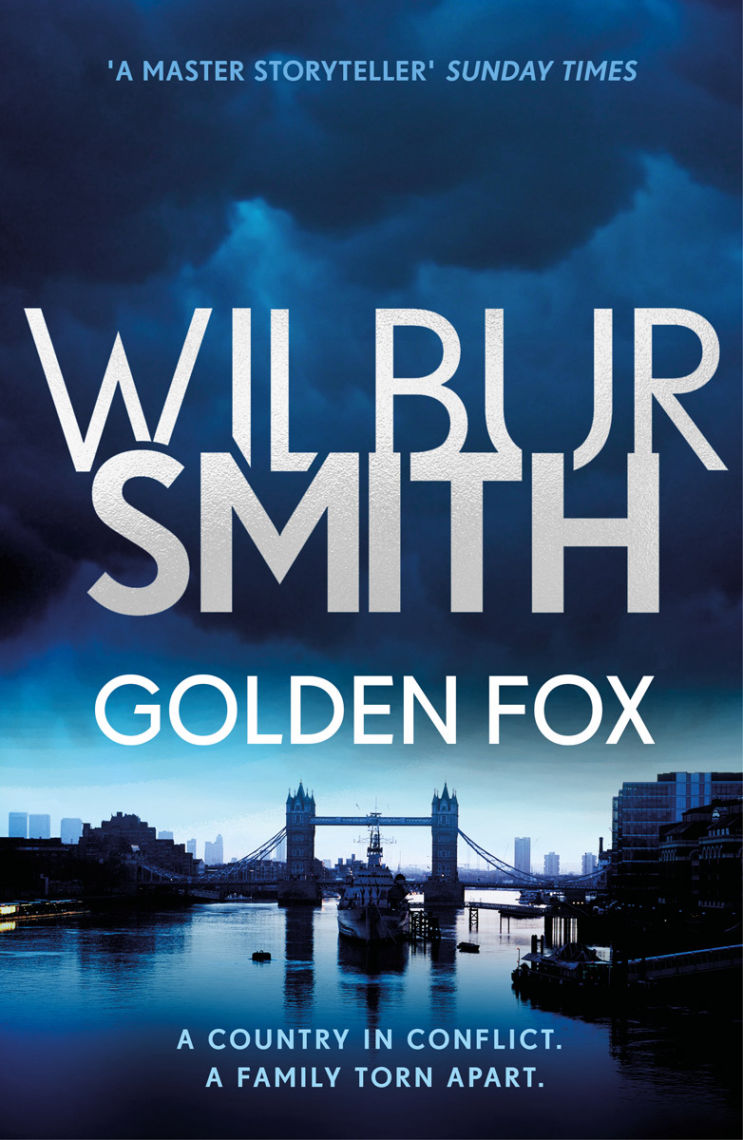 Golden Fox Book Cover