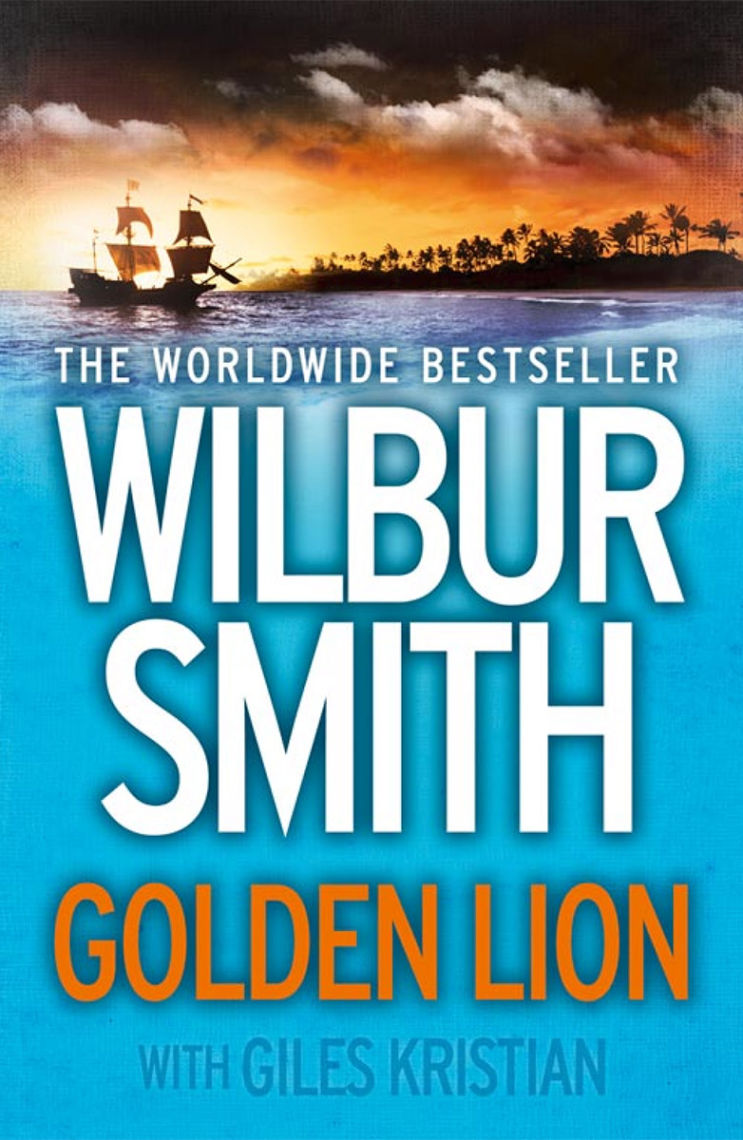 Golden Lion Book Cover