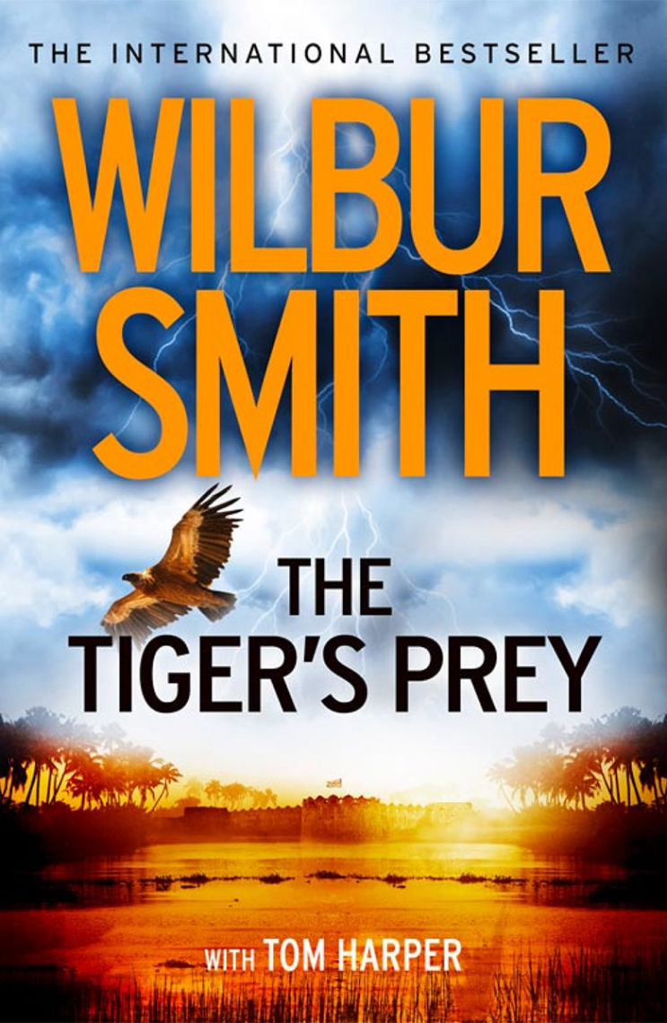 The Tiger's Prey Book Cover