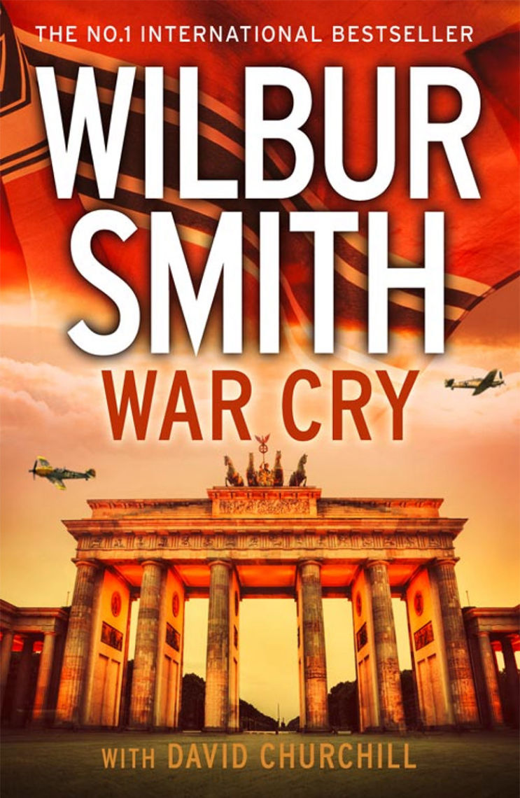 War Cry Book Cover
