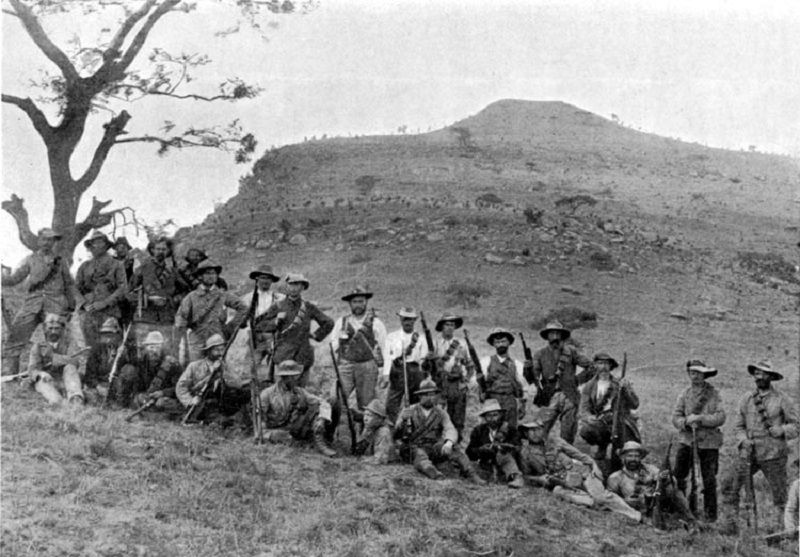 1900: The British versus the Boers