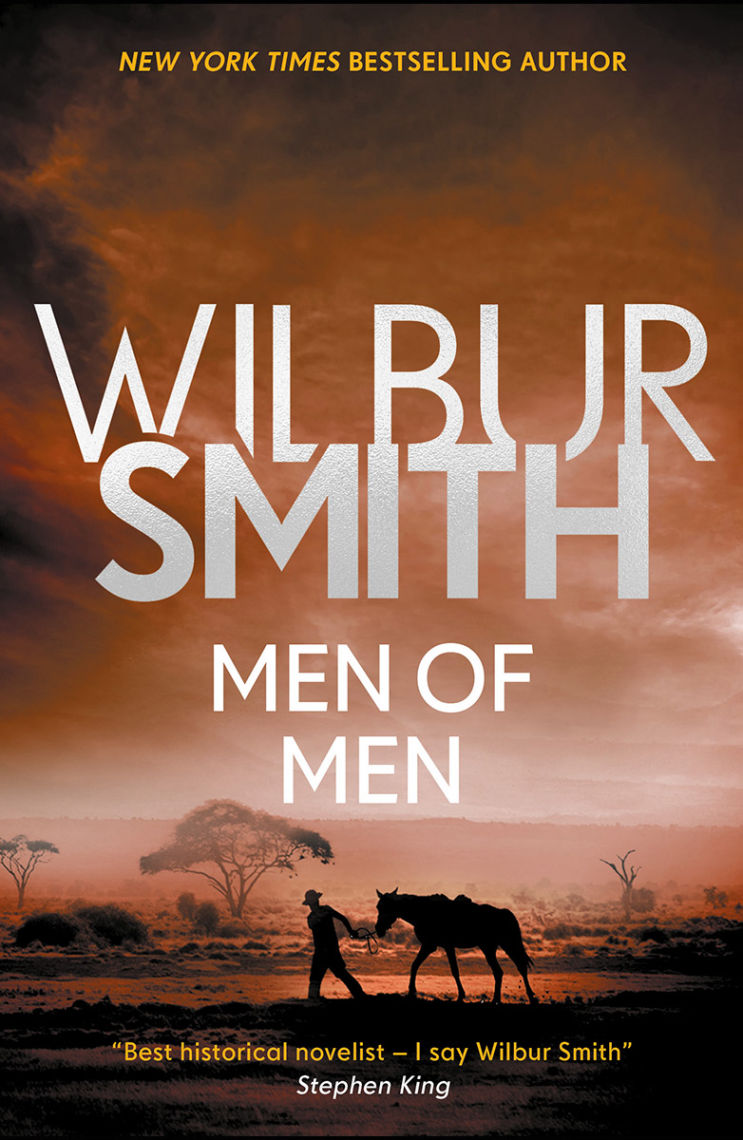 Men of Men Book Cover