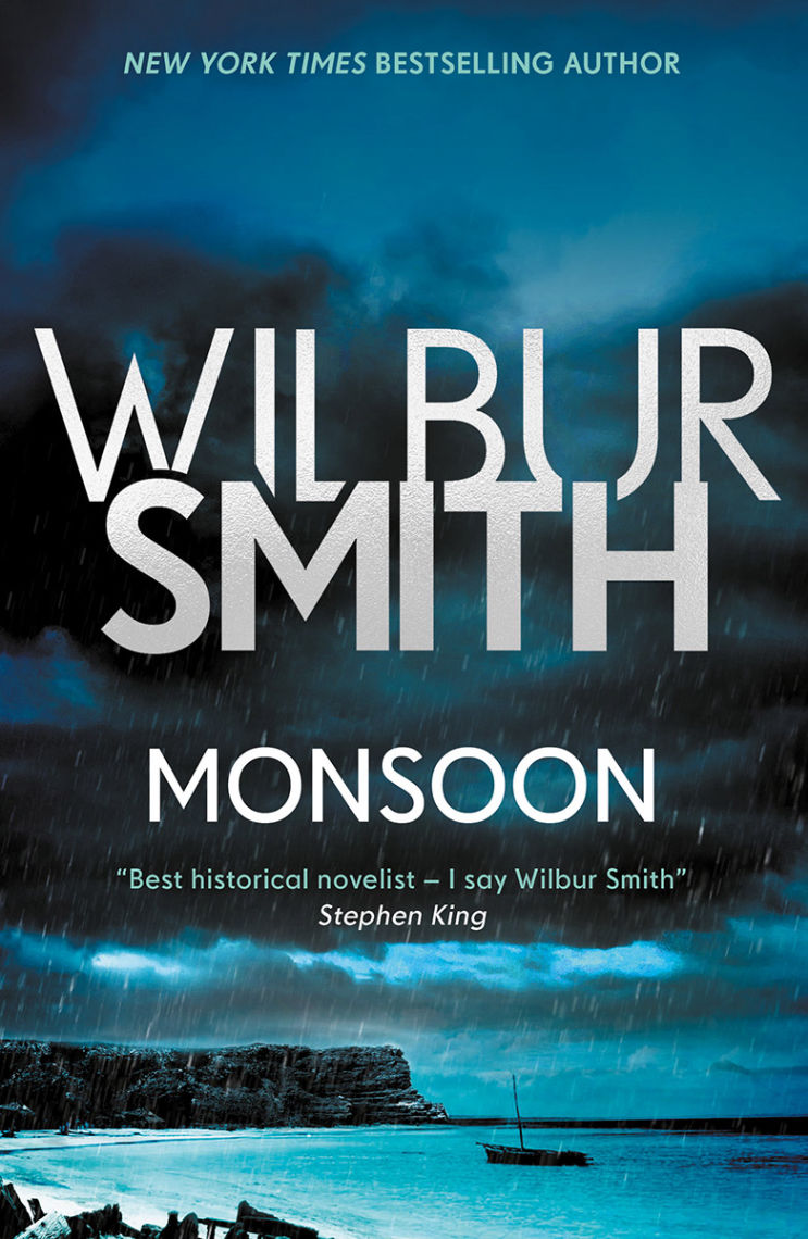 Monsoon Book Cover