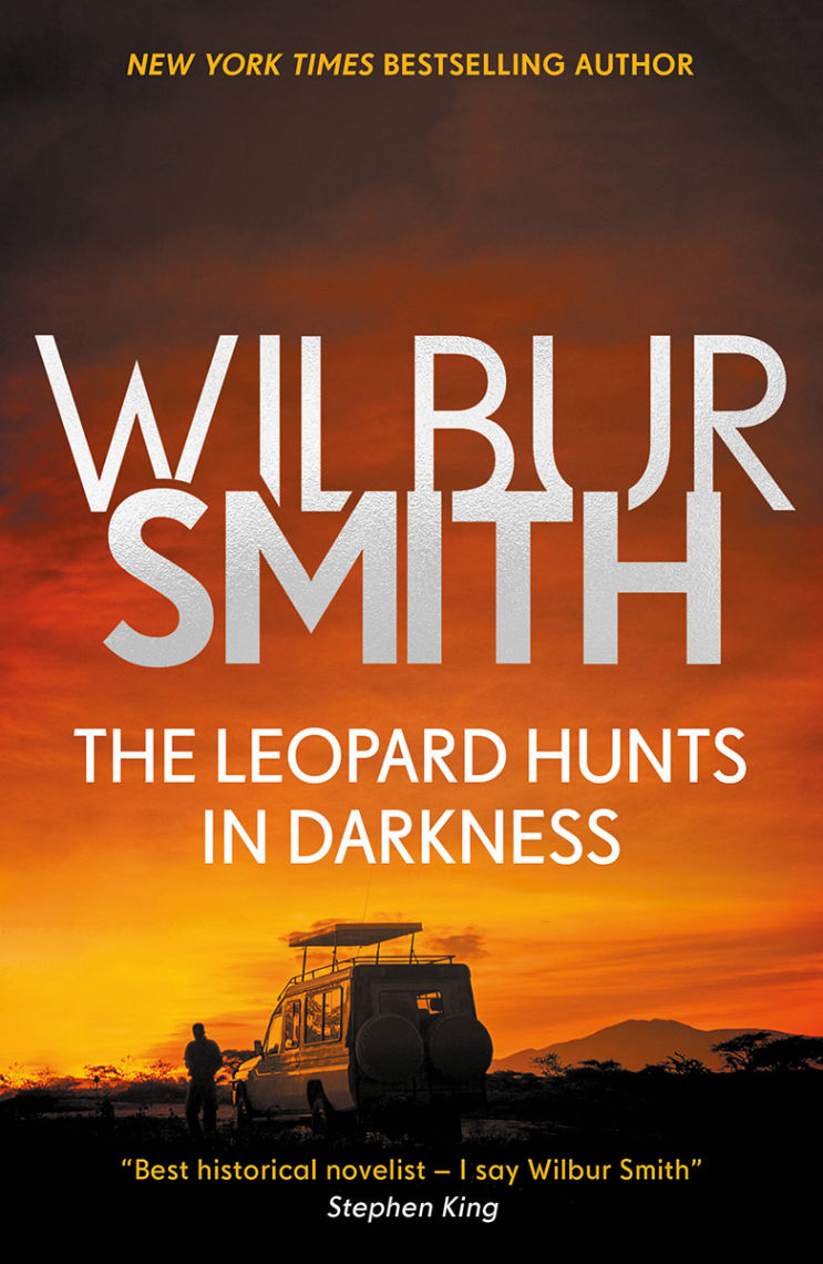 The Leopard Hunts in Darkness Cover Image