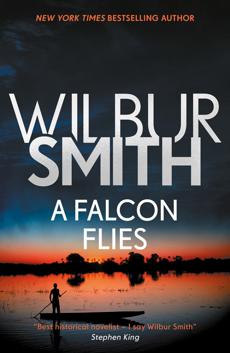 A Falcon Flies Book Cover