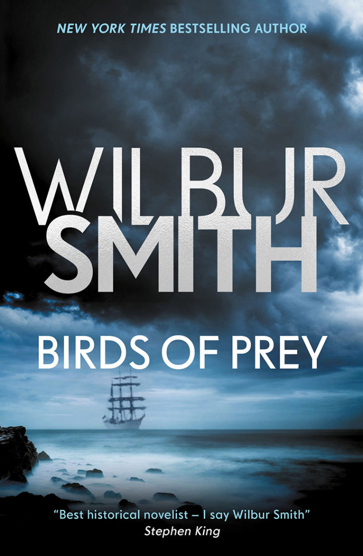 Birds of Prey Cover Image