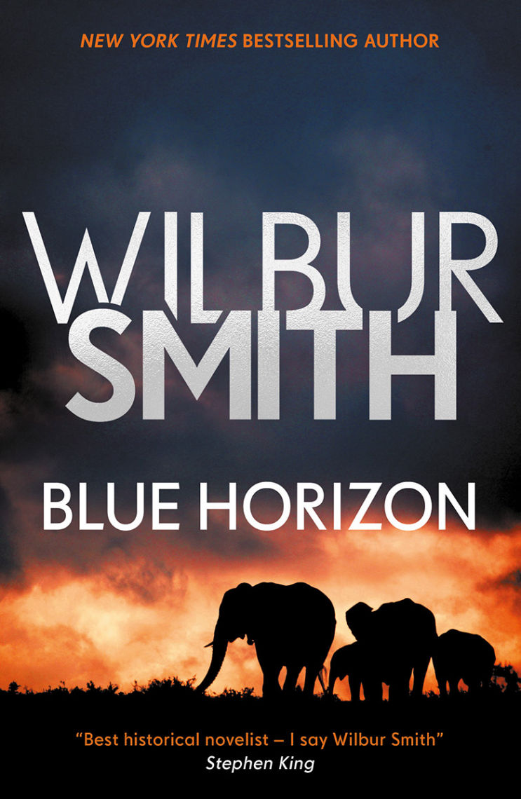 Blue Horizon Cover Image