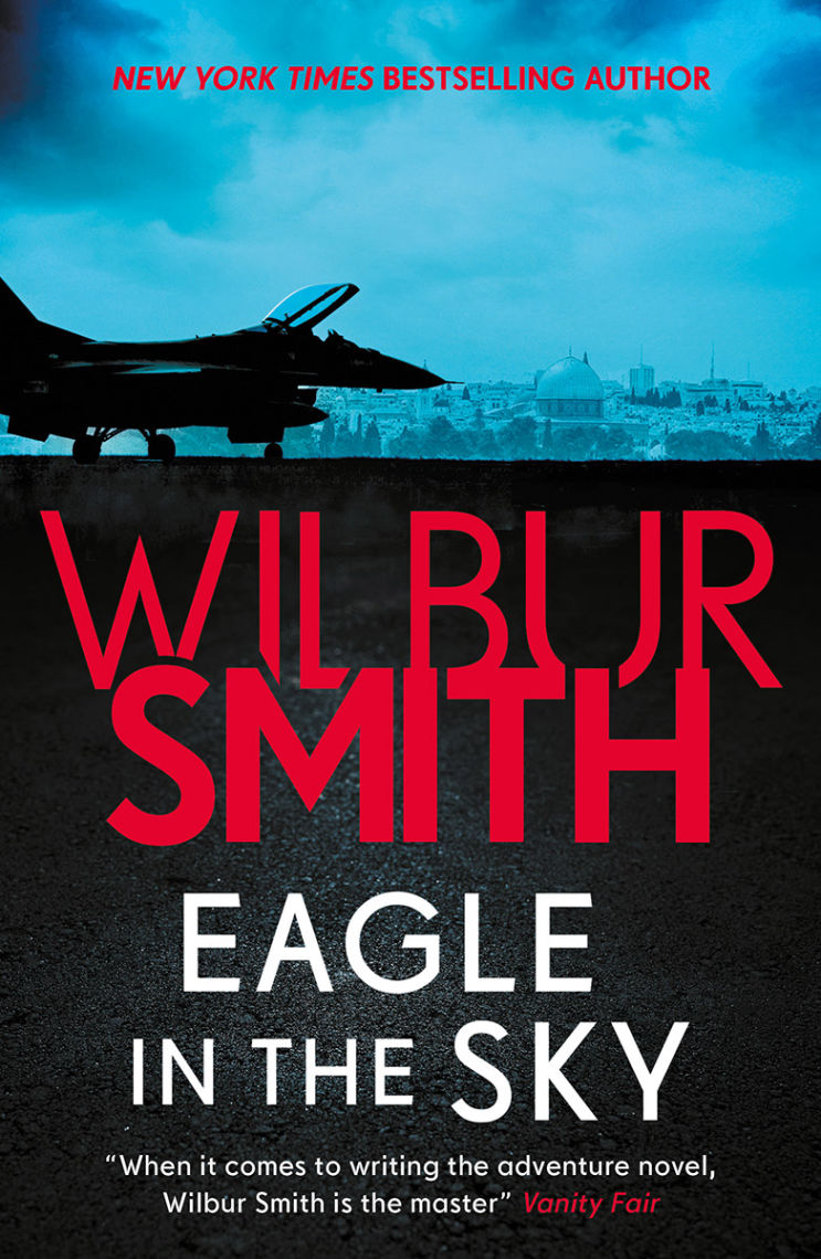 Eagle in the Sky Cover Image