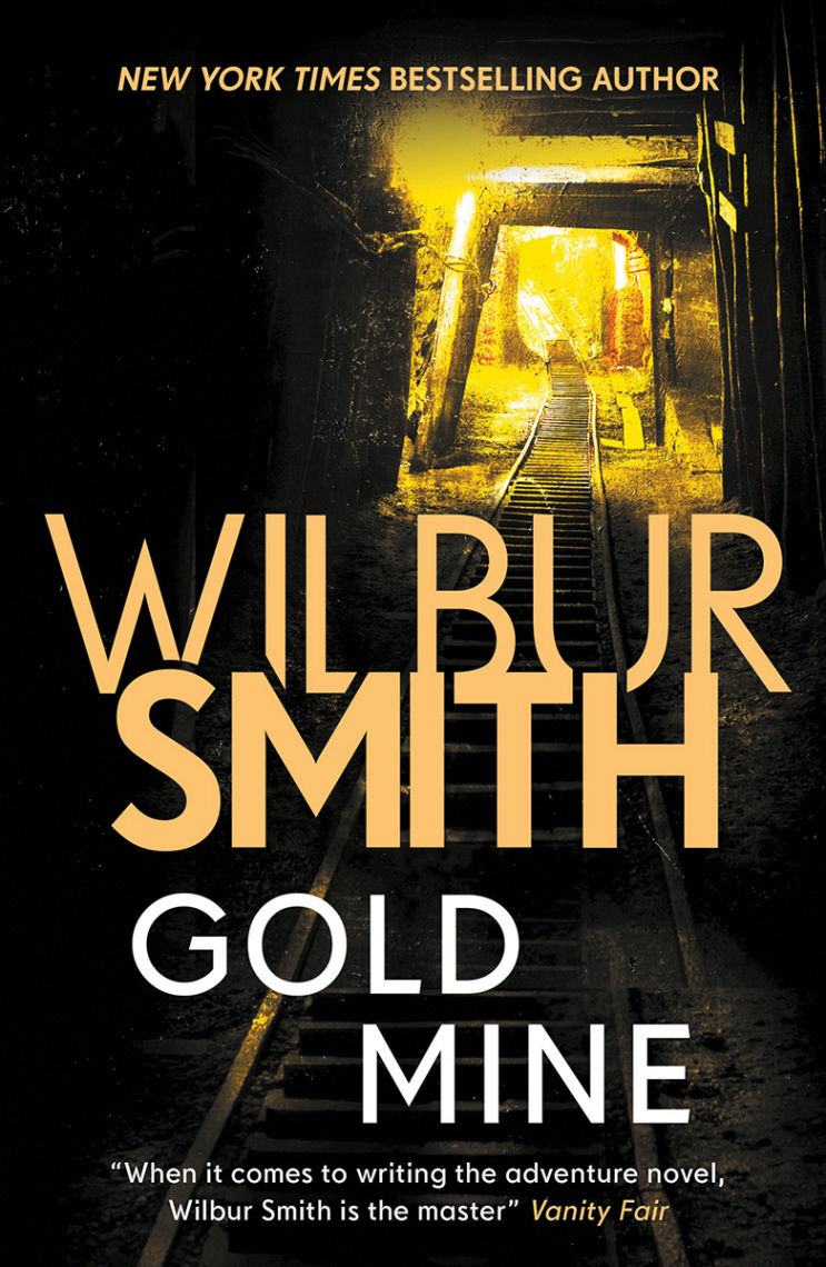 Gold Mine Book Cover