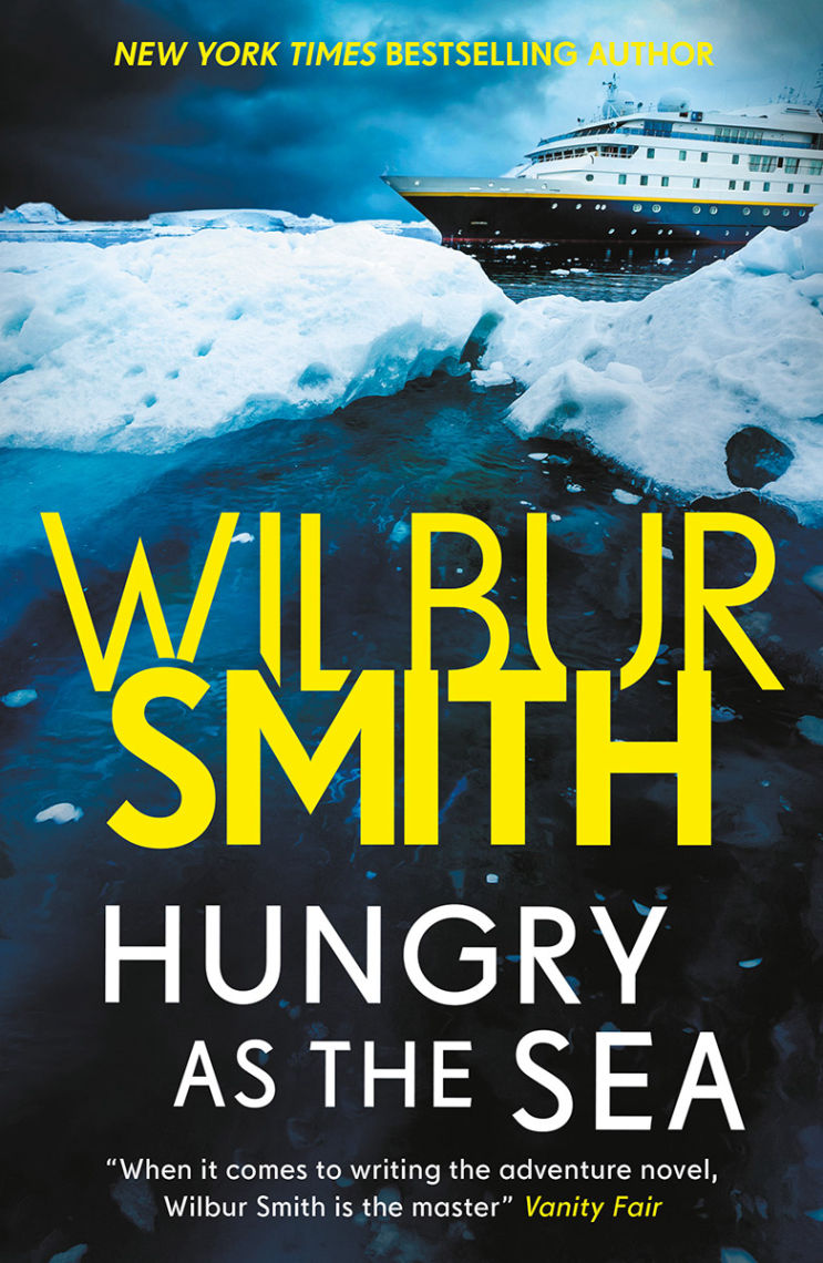 Hungry as the Sea Book Cover