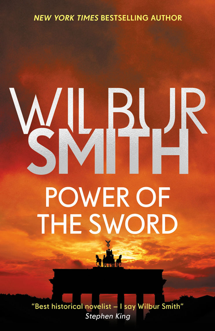 Power of the Sword Book Cover