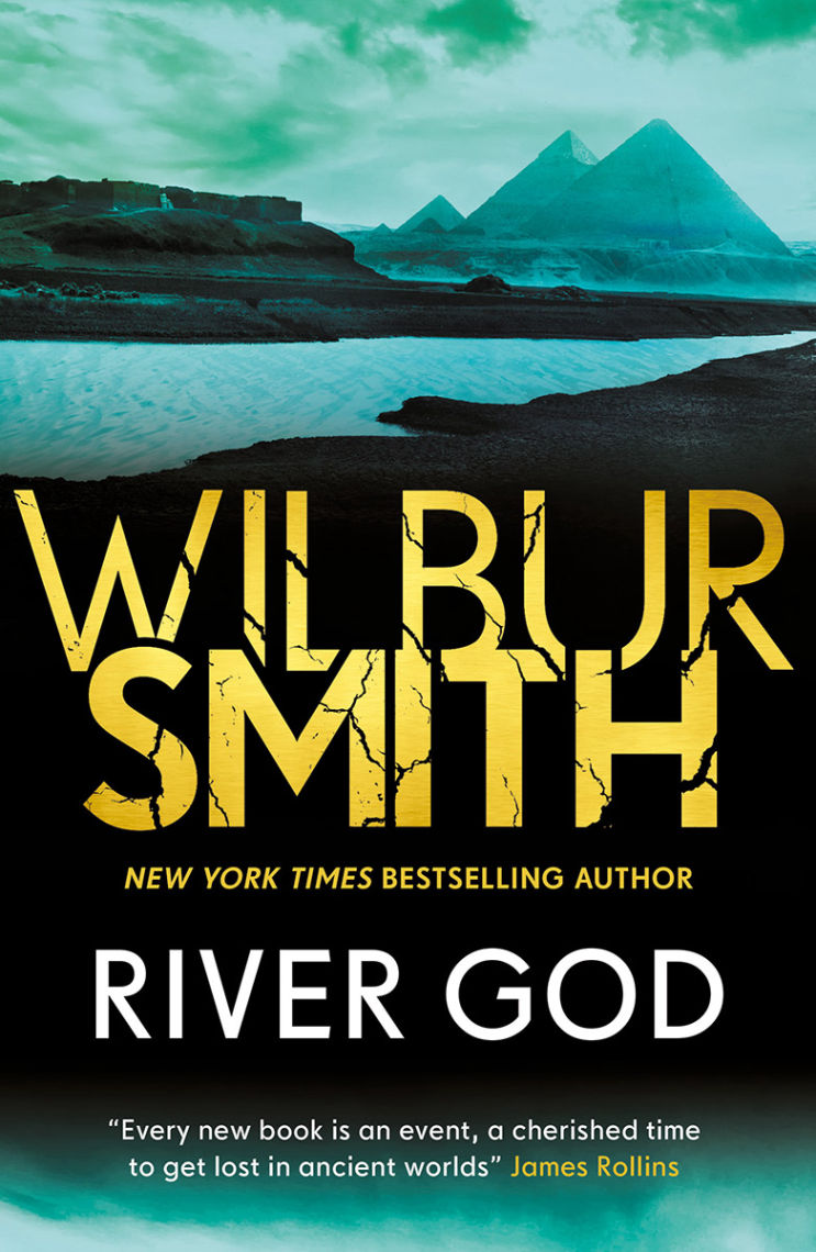 River God Cover Image