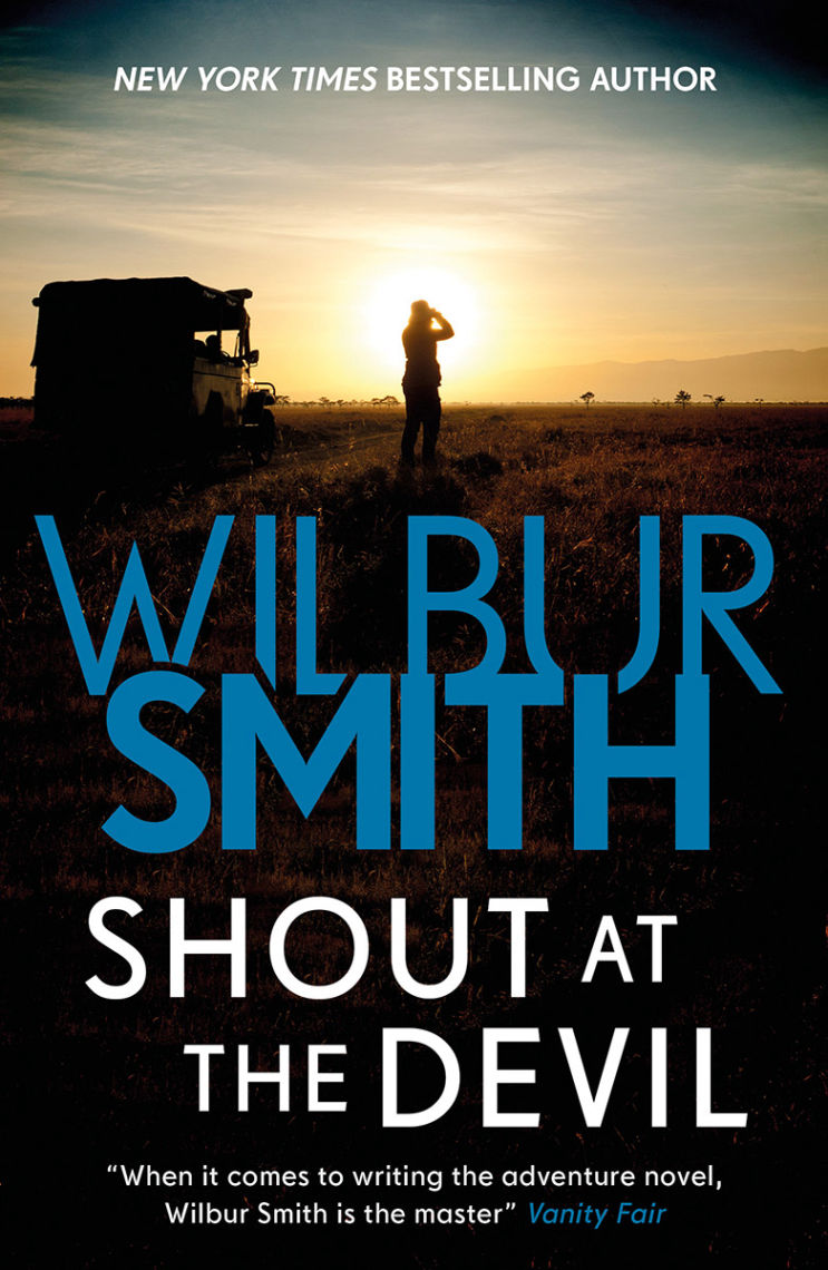 Shout at the Devil Book Cover