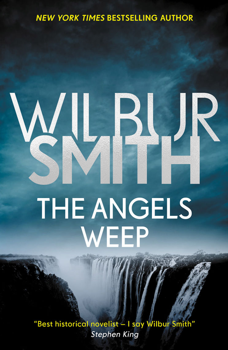 The Angels Weep Book Cover