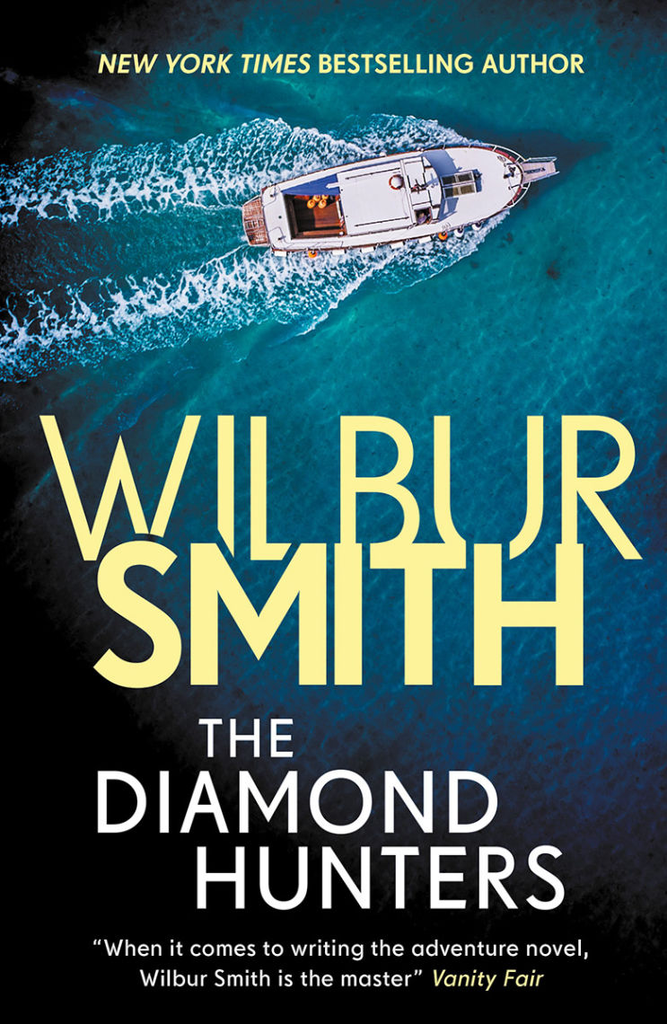 The Diamond Hunters Book Cover