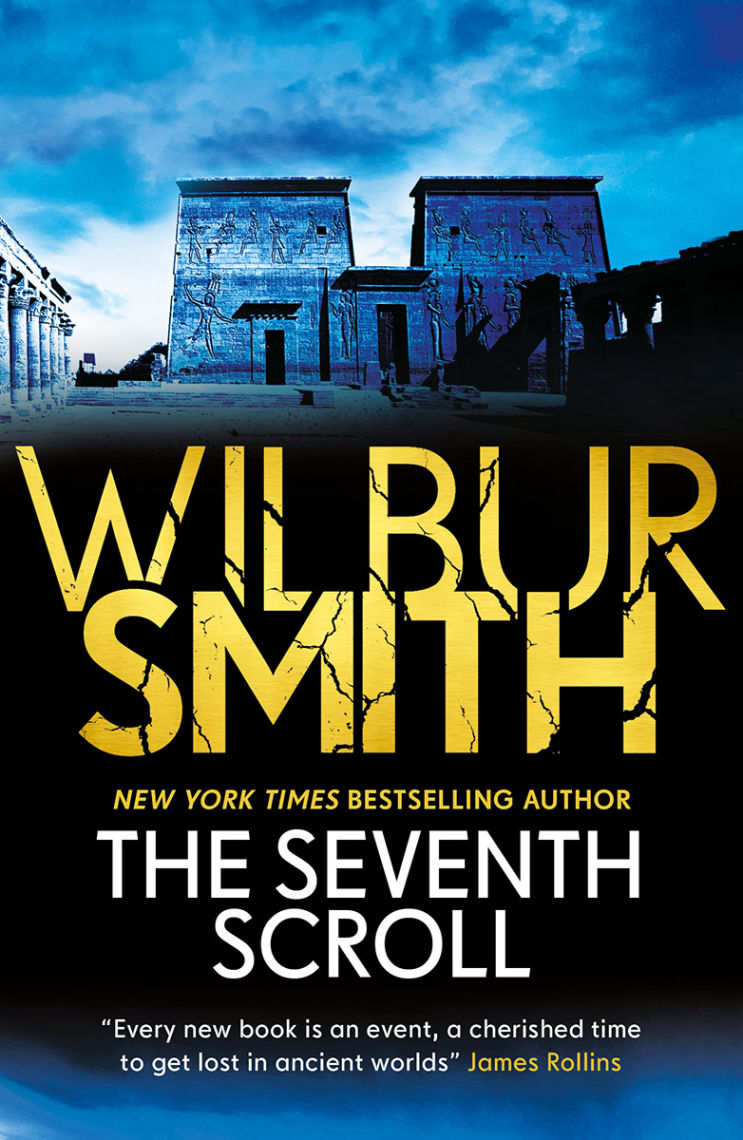 The Seventh Scroll Book Cover
