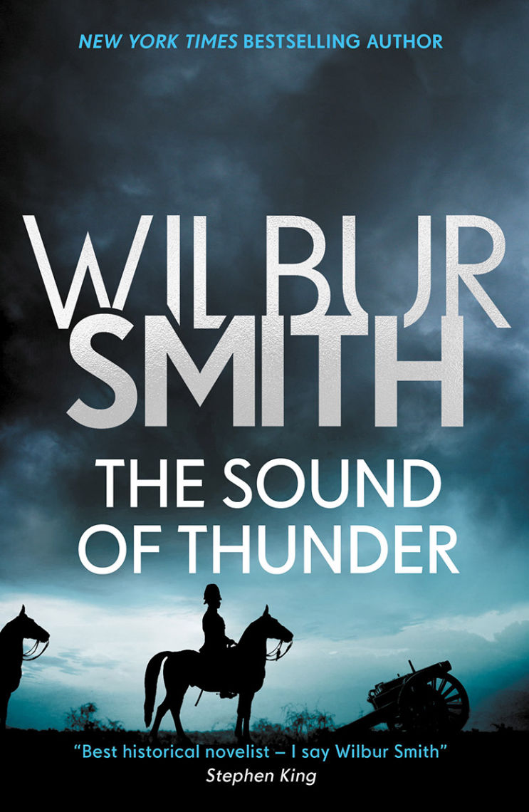 The Sound of Thunder Cover Image