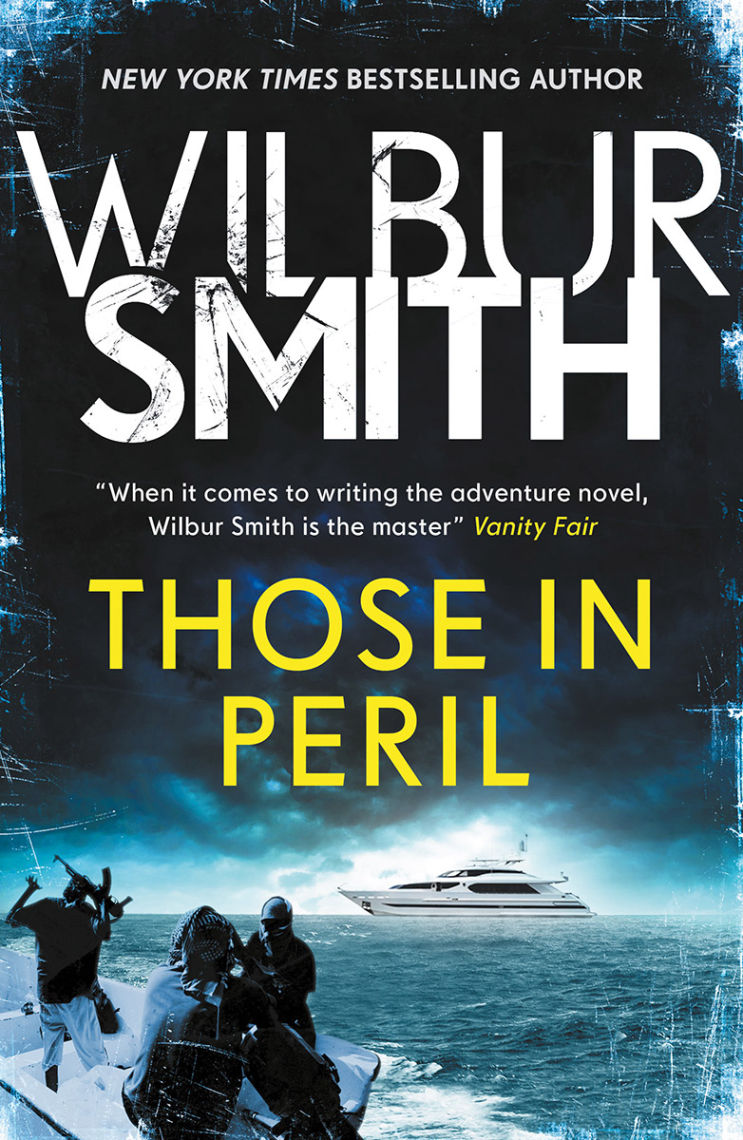 Those in Peril Book Cover