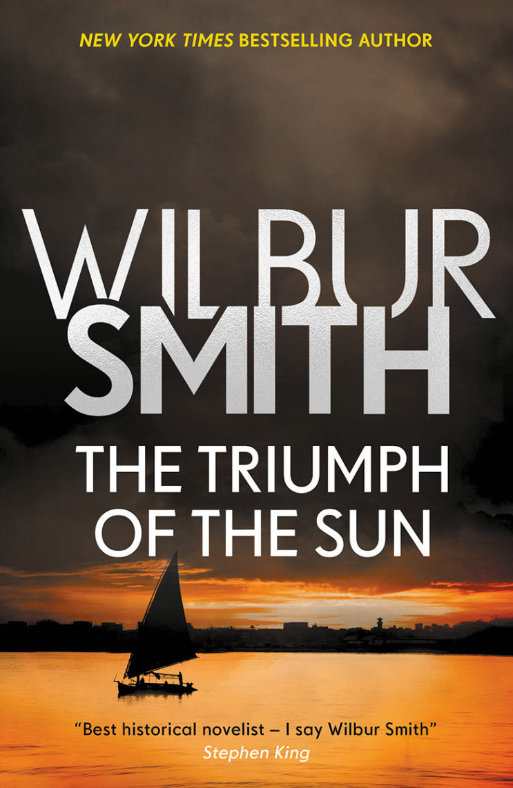 The Triumph of the Sun Book Cover