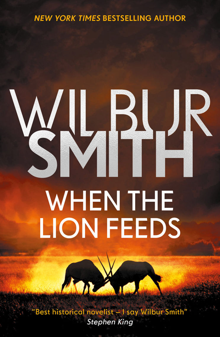 When the Lion Feeds Book Cover