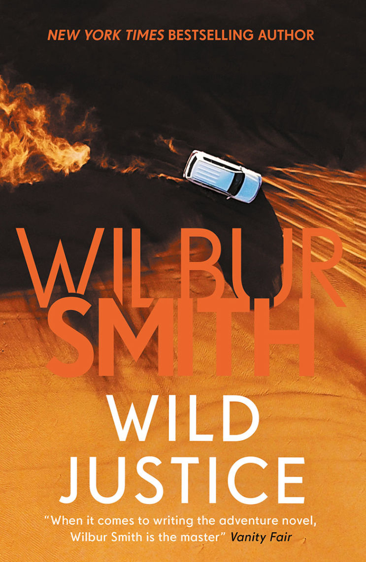 Wild Justice Cover Image