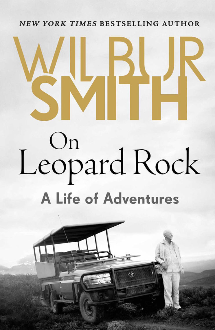 On Leopard Rock Cover Image