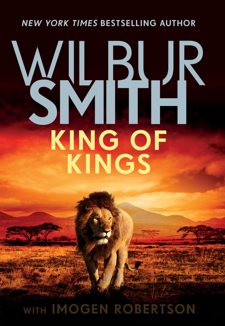 King of Kings Book Cover