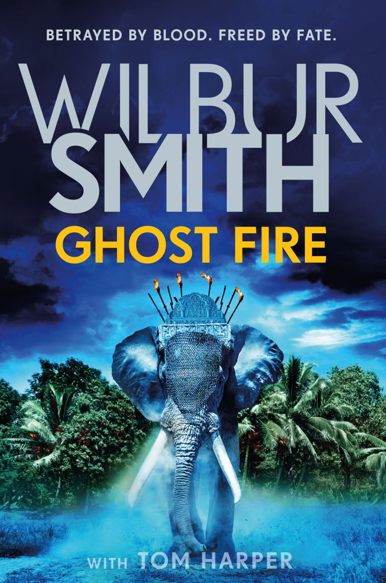 Ghost Fire Book Cover