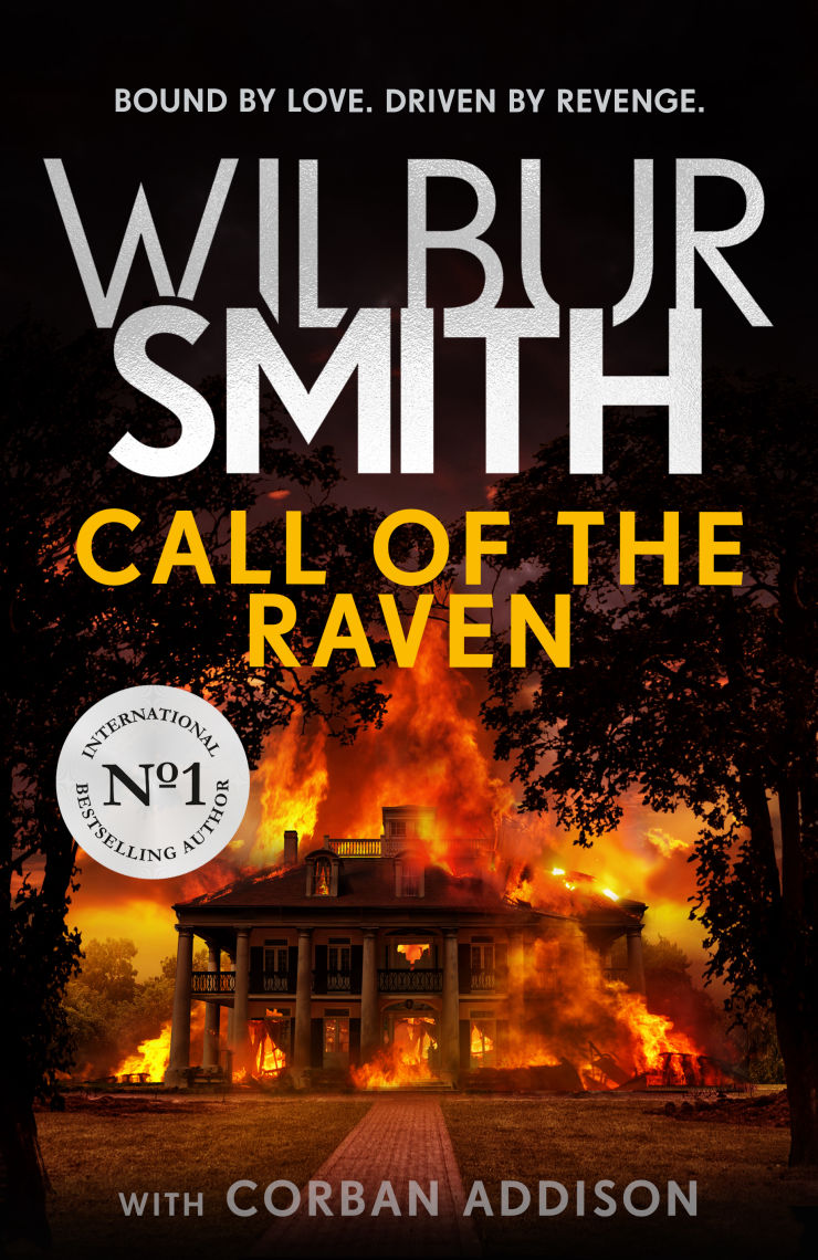Call of the Raven Book Cover